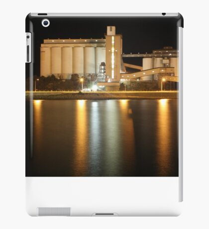 Wallaroo Silo's at Night iPad Case/Skin