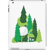 Forestry  iPad Case/Skin
