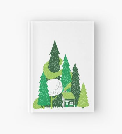 Forestry  Hardcover Journal