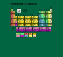 Periodic Table of the Elements Unisex T-Shirt
