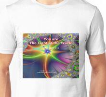 The Light Of The World Unisex T-Shirt