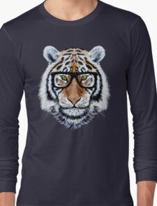 Mr Tiger - V01 Long Sleeve T-Shirt