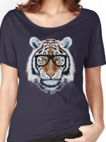 Mr Tiger - V01 Women's Relaxed Fit T-Shirt