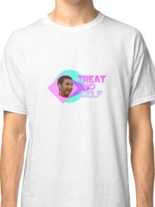Aziz Ansari - Treat Yo' Self Classic T-Shirt
