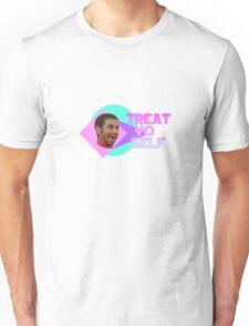 Aziz Ansari - Treat Yo' Self Unisex T-Shirt