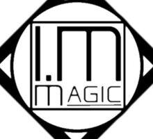 Inverted Logo Sticker