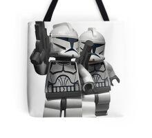 Clonetrooper lego Tote Bag