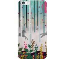 Flying Horses iPhone Case/Skin