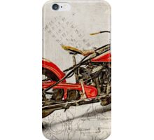 Indian Chief 1935 iPhone Case/Skin