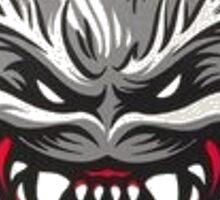 Logo Spitfire Wolf Sticker