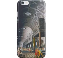 Abel Grimmer ,SAINTS PETER AND PAUL AT THE BEAUTIFUL GATE OF THE TEMPLE iPhone Case/Skin