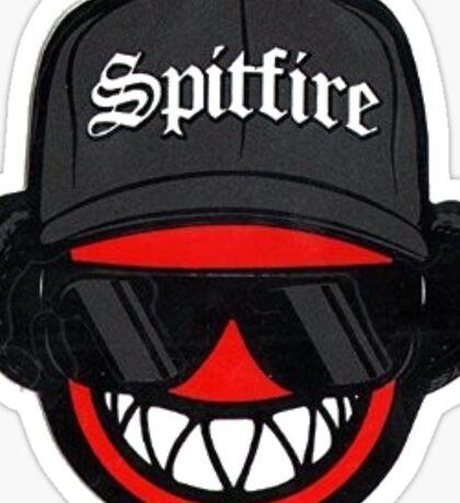 Logo Spitfire Eazy E Sticker