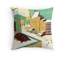 St. Cloud, Minnesota Throw Pillow