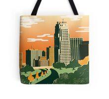 Raleigh, North Carolina Tote Bag
