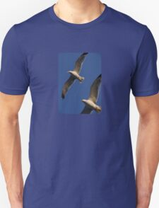 Seagulls In Flight T-Shirt