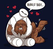 Hariest Baby by BoggsNicolasArt