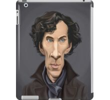 Celebrity Sunday - Benedict Cumberbatch iPad Case/Skin