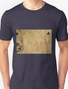 Old grunge metal texture with rust T-Shirt