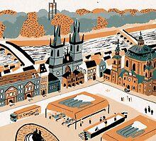 Prague by Sam Brewster