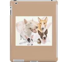 Bull Terrier /Ghost iPad Case/Skin
