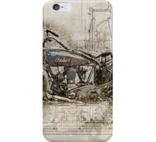 Indian Prince 1928 iPhone Case/Skin