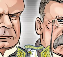McKinley/Roosevelt Ticket Sticker