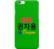 ♥♫Big Bang G-Dragon Cool K-Pop GD Samsung Galaxy & iPhone Cases♪♥ iPhone Case/Skin