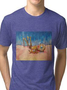 Broken Tri-blend T-Shirt