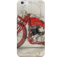 Indian Boardtracker iPhone Case/Skin
