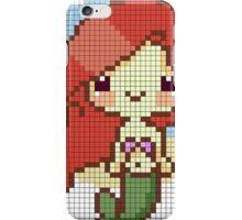 pixel mermaid iPhone Case/Skin
