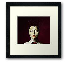 The Dead Queen Framed Print