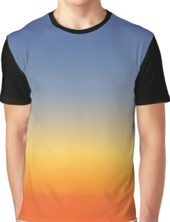 Sunset sky colors -  Graphic T-Shirt