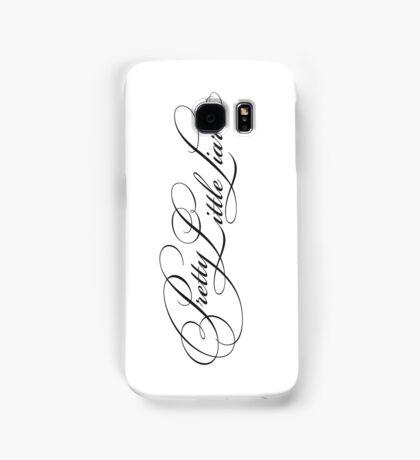 Pretty Little Liars Logo Phone Case Samsung Galaxy Case/Skin