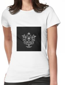 Zelda - Hyrule Symbols Phoenix Bird Womens Fitted T-Shirt