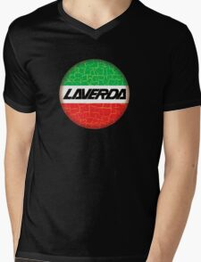 Laverda Motorcycles Italy Mens V-Neck T-Shirt
