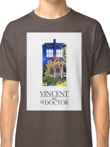Vincent and the Monster Classic T-Shirt