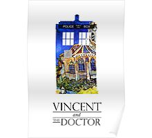 Vincent and the Monster Poster