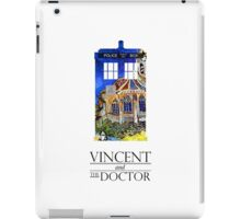 Vincent and the Monster iPad Case/Skin