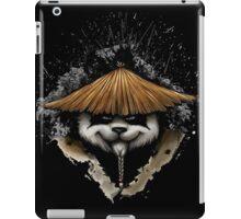 Li Shan - father of Poo in Kung Fu Panda 3 iPad Case/Skin