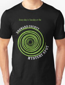 Broward County Mystery Spot Unisex T-Shirt