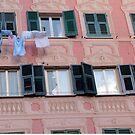 Trompe L'oeil Laundry by phil decocco