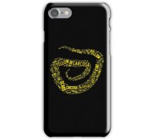 The Yellow King iPhone Case/Skin