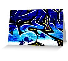 Graffiti 15 Greeting Card