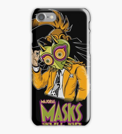 LINK THE MASK iPhone Case/Skin