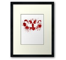 Trick The Blood King, Lost Girl Framed Print
