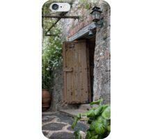 Castle Keep iPhone Case/Skin