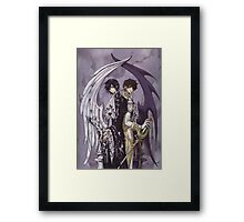 Code Geass Framed Print