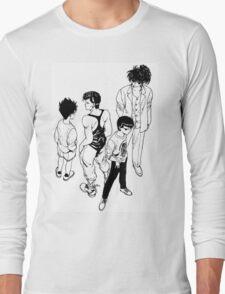 the spiritual squad Long Sleeve T-Shirt