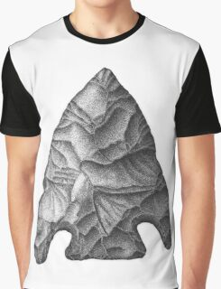 Projectile Point Graphic T-Shirt
