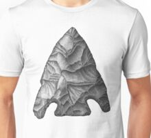 Projectile Point Unisex T-Shirt